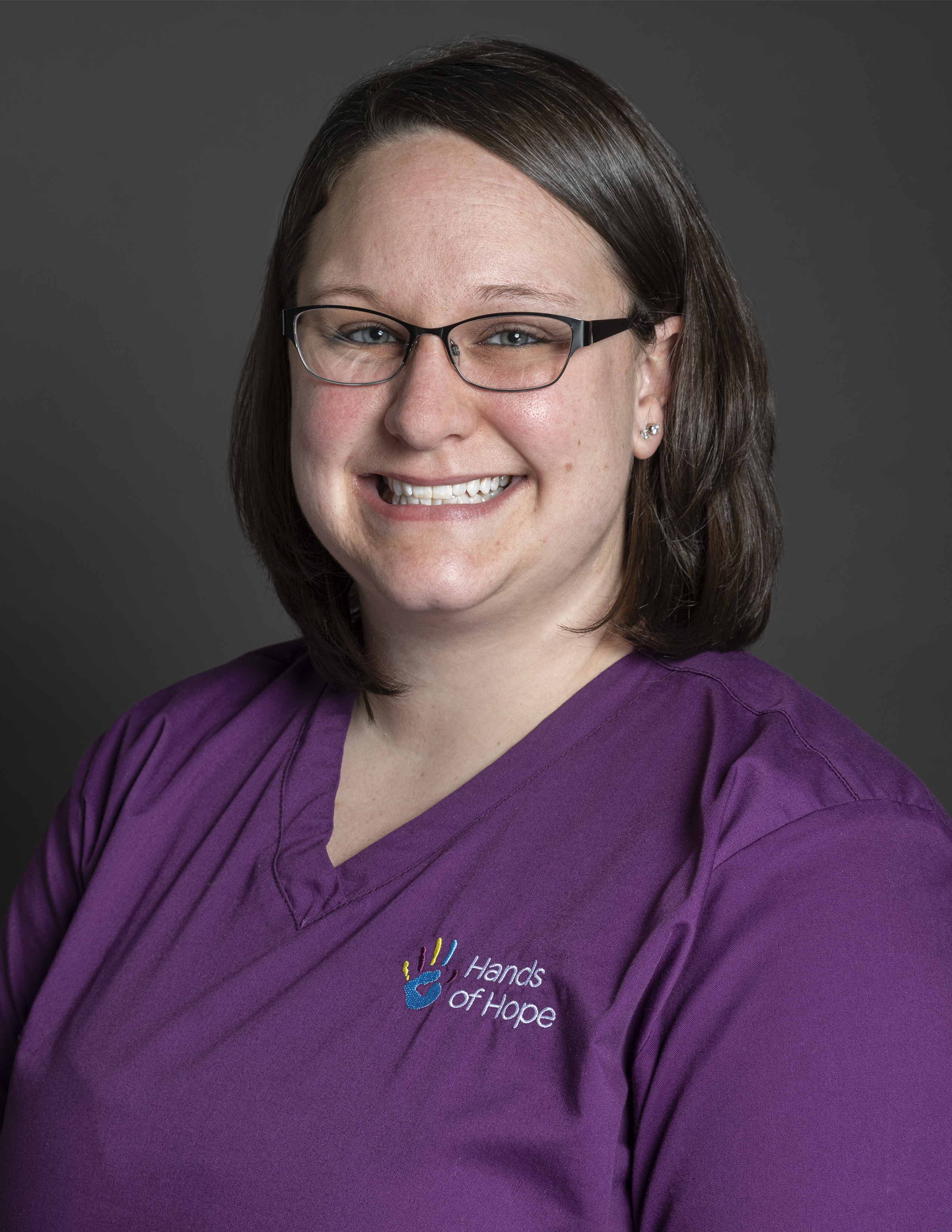 Amber Couch, RN, ADN, Hands of Hope